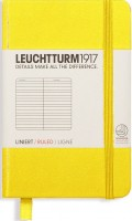 Блокнот Leuchtturm1917 Ruled Notebook Mini Yellow
