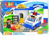 Конструктор JDLT Town Police 5131