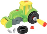 Конструктор Keenway Tractor K11939