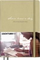 Фото - Ежедневник Leuchtturm1917 Some Lines A Day Beige