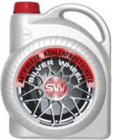 Фото - Охлаждающая жидкость Silver Wheel Antifreeze G12 Plus 4L