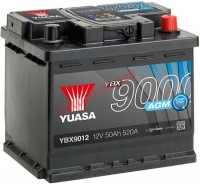 Автоаккумулятор GS Yuasa YBX9000