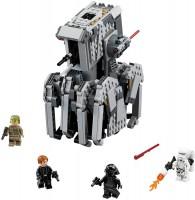 Фото - Конструктор Lego First Order Heavy Scout Walker 75177