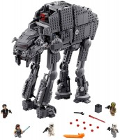 Фото - Конструктор Lego First Order Heavy Assault Walker 75189