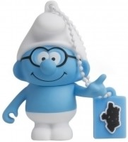 USB Flash (флешка) Tribe Smurf Brainy 16Gb