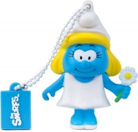 USB Flash (флешка) Tribe Smurfette 16Gb