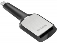 Картридер/USB-хаб SanDisk Extreme PRO SD UHS-II USB-C