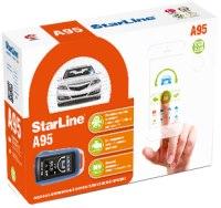 Автосигнализация StarLine A95 BT CAN+LIN