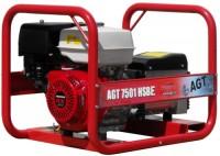 Электрогенератор AGT 7501 HSBE