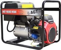 Фото - Электрогенератор AGT 16503 HSBE R16