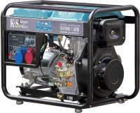 Электрогенератор Konner&Sohnen KS 8100HDE-1/3 ATSR