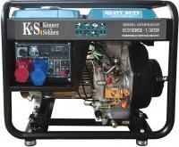 Электрогенератор Konner&Sohnen KS 9100HDE-1/3 ATSR