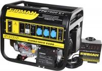 Электрогенератор Firman FPG 7800E1 ATS