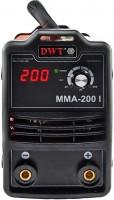 Фото - Сварочный аппарат DWT MMA-200 I