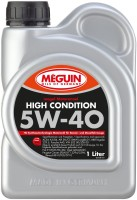 Моторное масло Meguin High Condition 5W-40 1L