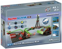 Фото - Конструктор Fischertechnik BT Smart Beginner Set FT-540586