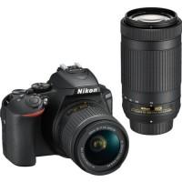 Фотоаппарат Nikon D5600 kit 18-55 + 70-300