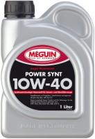Моторное масло Meguin Power Synt 10W-40 1L