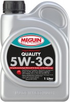 Моторное масло Meguin Quality 5W-30 1L