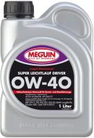 Моторное масло Meguin Super Leichtlauf Driver 0W-40 1L