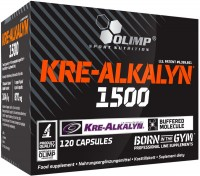 Фото - Креатин Olimp Kre-Alkalyn 1500 120 cap