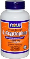 Аминокислоты Now L-Tryptophan 500 mg 60 cap