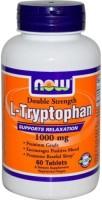 Фото - Аминокислоты Now L-Tryptophan 500 mg 60 cap