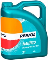 Моторное масло Repsol Nautico Outboard & Jet Ski 2T 4L