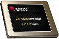 SSD накопитель AFOX SSD TLC AFSN25BW120G