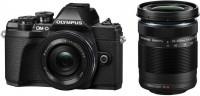 Фото - Фотоаппарат Olympus OM-D E-M10 III kit 14-42 + 40-150