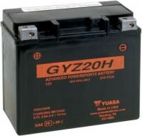 Автоаккумулятор GS Yuasa Ultra High Performance AGM (GYZ)