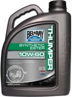Моторное масло Bel-Ray Thumper Racing Works Synthetic Ester 4T 10W-60 4L