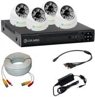 Комплект видеонаблюдения COLARIX Standart Dome Perimeter