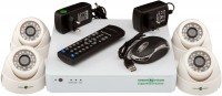 Комплект видеонаблюдения GreenVision GV-K-G01/04 720