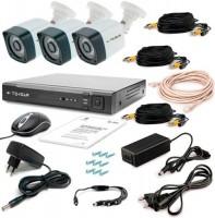 Фото - Комплект видеонаблюдения Tecsar AHD 3OUT-3M Light