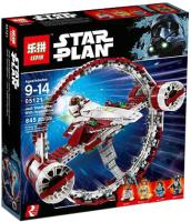 Фото - Конструктор Lepin Jedi Starfighter with Hyperdrive 05121