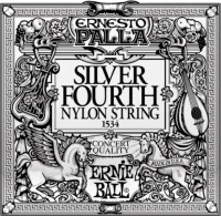 Фото - Струны Ernie Ball Single Ernesto Palla Nylon 30