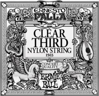 Фото - Струны Ernie Ball Single Ernesto Palla Nylon 40