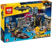 Конструктор Lepin Batcave Break-In 07052
