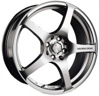 Фото - Диск Racing Wheels H-125 5,5x13/4x98 ET35 DIA58,6