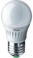 Лампочка Navigator NLL-P-G45-7-230-4K-E27