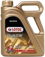 Моторное масло Lotos Quazar K 5W-30 4L