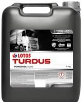 Моторное масло Lotos Turdus Powertec 3000 10W-40 20L