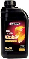 Моторное масло Wynns Longlife Gold 5W-30 1L
