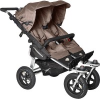 Коляска TFK Twin Adventure Twin 2 in 1