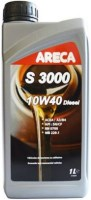 Моторное масло Areca S3000 Diesel 10W-40 1L