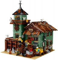 Фото - Конструктор Lego Old Fishing Store 21310