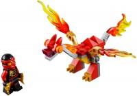 Фото - Конструктор Lego Kais Mini Dragon 30422