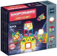 Конструктор Magformers Neon LED Set 709007