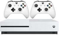 Игровая приставка Microsoft Xbox One S 500GB + Gamepad + Game